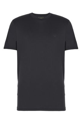Armani T-Shirt Men cotton crew neck t-shirt with rear print