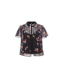 REDValentino MR3AA0H52RR 0NO Shirt Woman a