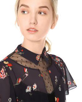 REDValentino MR3AA0H52RR 0NO Shirt Woman d