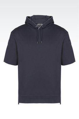 Emporio Armani Men's T-Shirts & Sweatshirts - Spring Summer 2017 ...