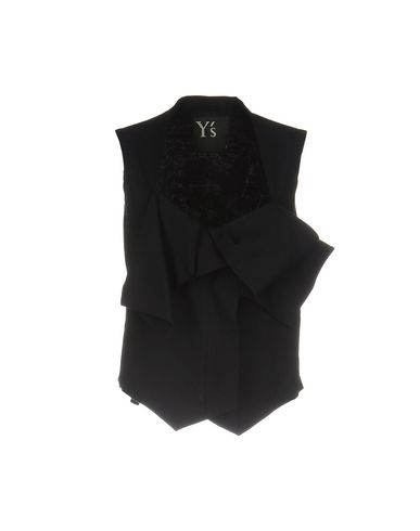 Топ без рукавов Y'S YOHJI YAMAMOTO 37981180HR