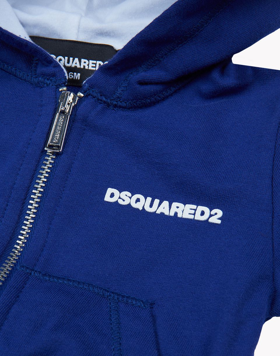 d2 hooded sweatshirt tops & tees Man Dsquared2