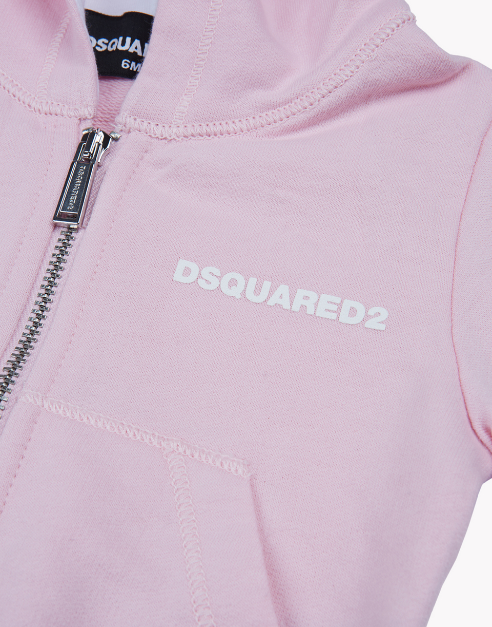 d2 hooded sweatshirt tops Femme Dsquared2