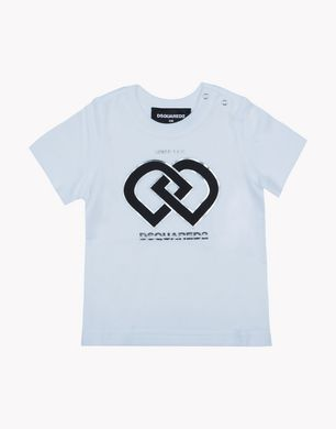 DSQUARED2 Short sleeve t-shirt D DQ01LGD00MVDQ100 f
