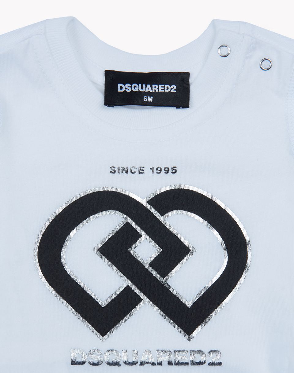 dd t-shirt tops & tees Woman Dsquared2
