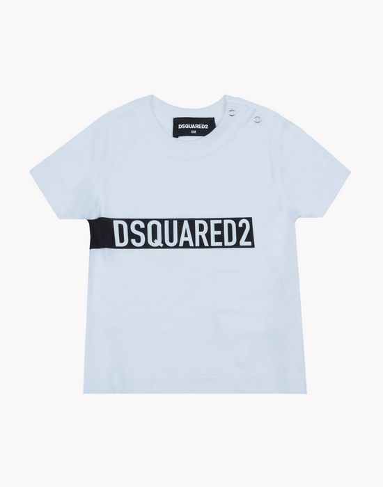 print t-shirt tops & tees Man Dsquared2