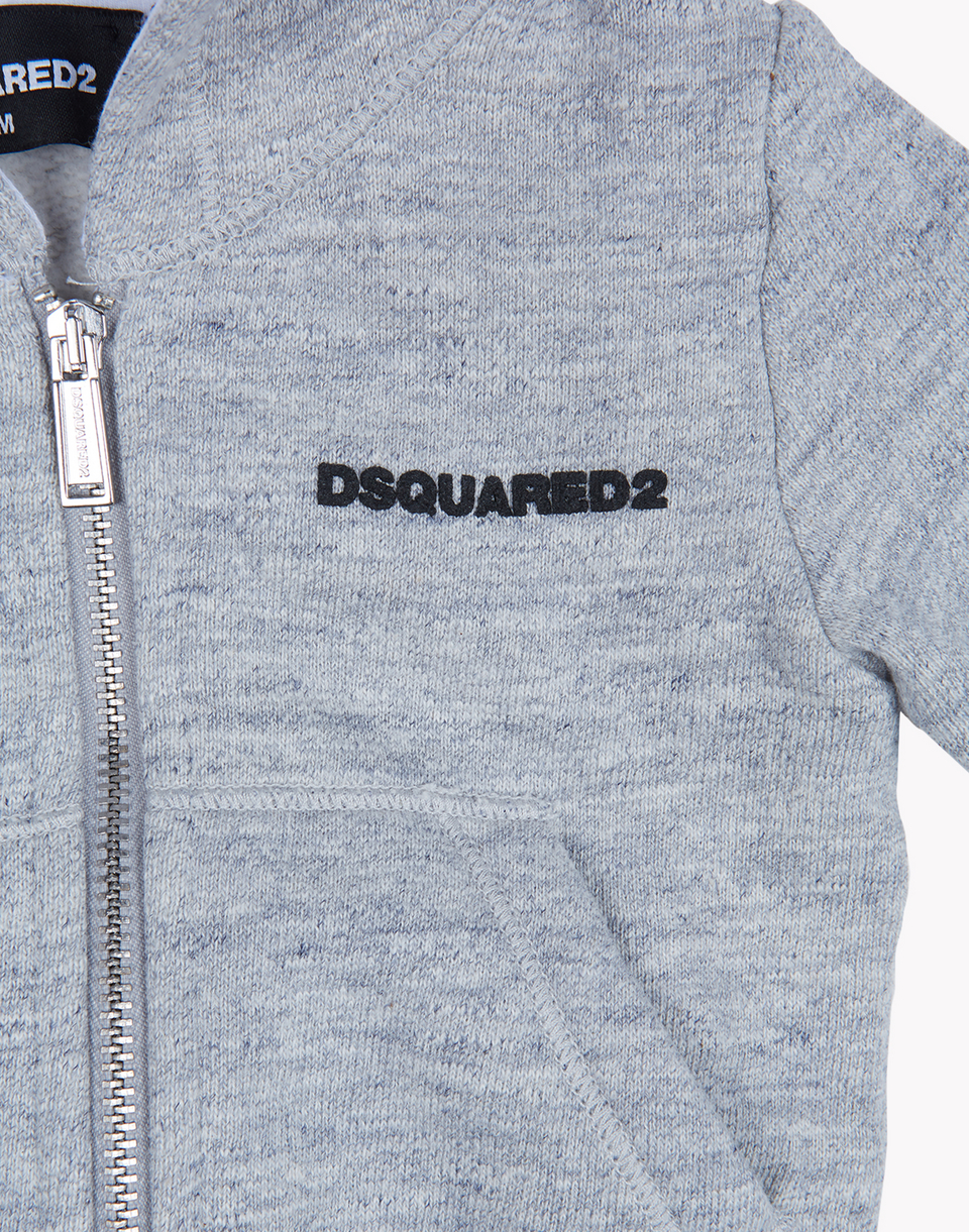 d2 hooded sweatshirt top wear Man Dsquared2