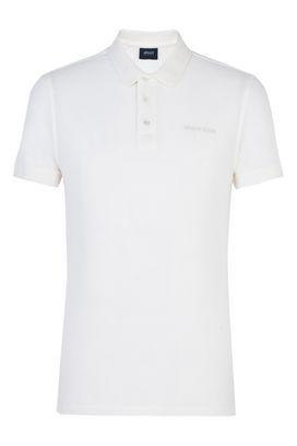 Armani Polo maniche corte Uomo polo in cotone piquet con logo