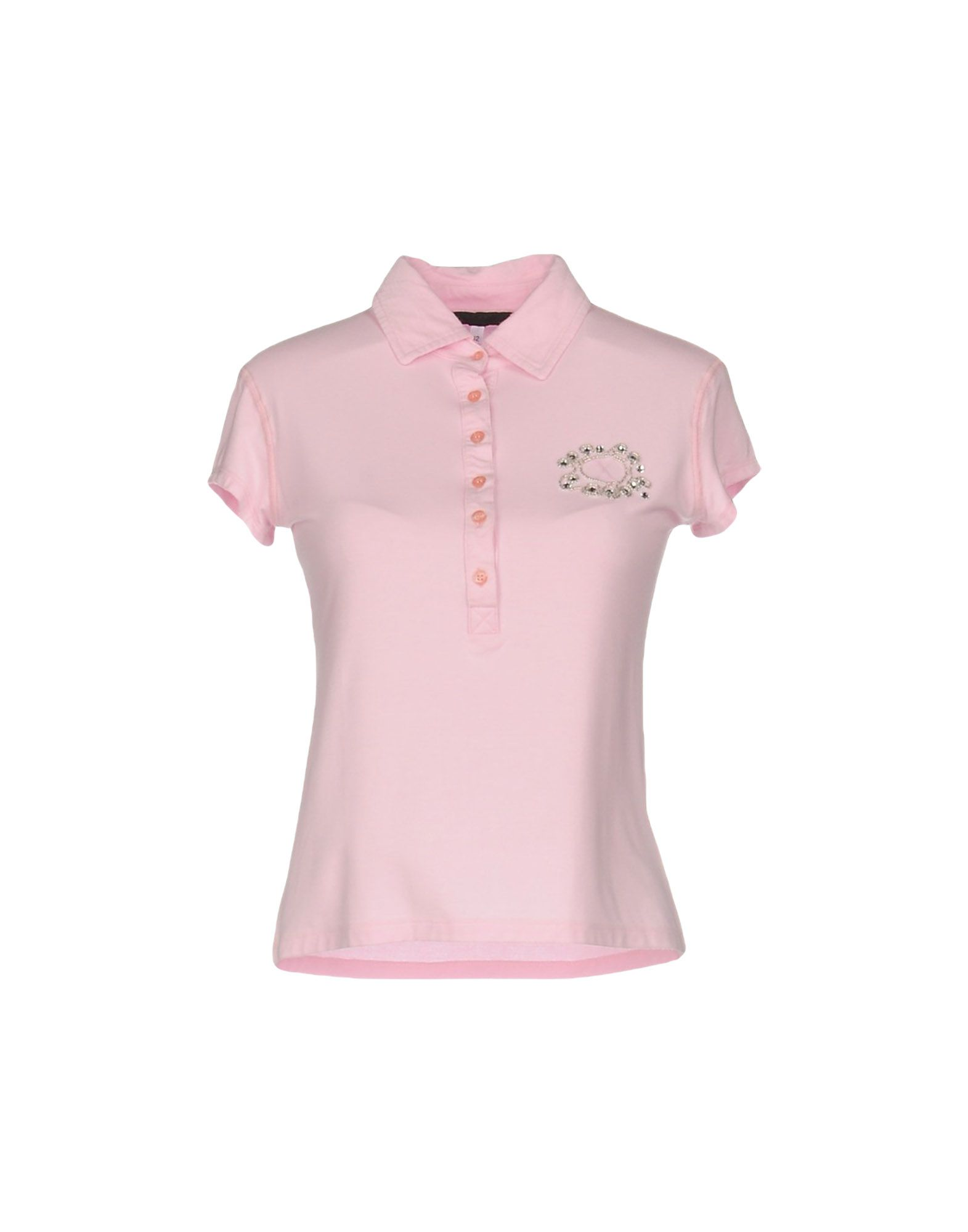 richmond x female richmond x polo shirts