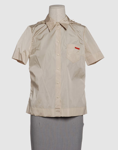 PRADA SPORT - Short sleeve shirt