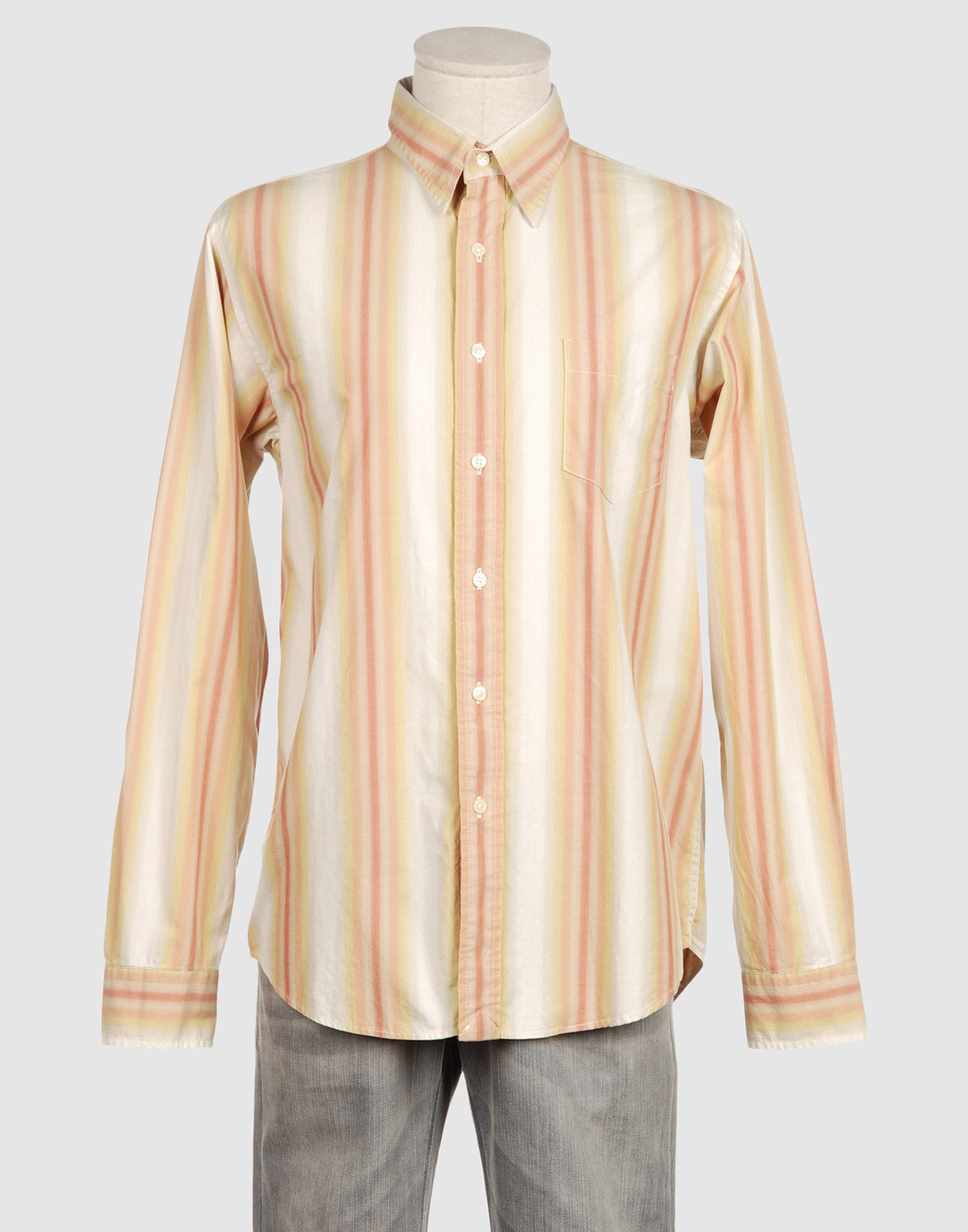 LUCKY BRAND JEANS Long sleeve shirts