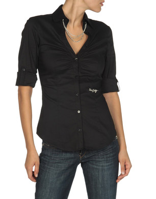 CHAIN CURTIZ L/S SHIRT Women :  top wear miss sixty button up shirts