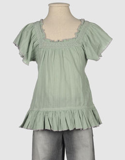 (EMMA) ETHIC LITTLE GIRL SHIRTS Blouses WOMEN on YOOX.COM