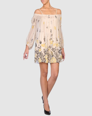 TEMPERLEY LONDON Silk Dress