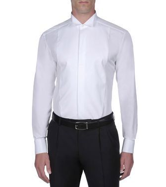 ERMENEGILDO ZEGNA: Formal Shirt  - 38188301FH