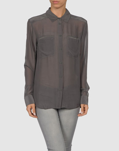 T by ALEXANDER WANG - Long sleeve shirt