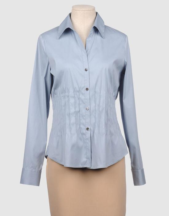 THEORY Рубашка с длинными рукавами