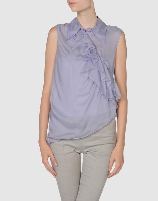 LAGERFELD GALLERY Рубашка без рукавов