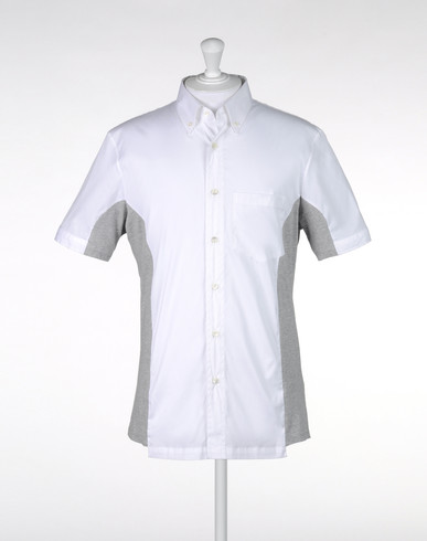 MAISON MARGIELA 10 Short sleeve shirt