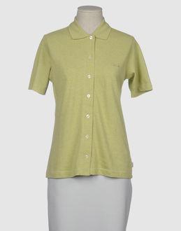 ASICS - РУБАШКИ - Рубашки с короткими рукавами