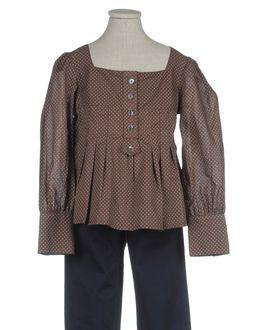 JO NO FUI - РУБАШКИ - Рубашки с длинными рукавами