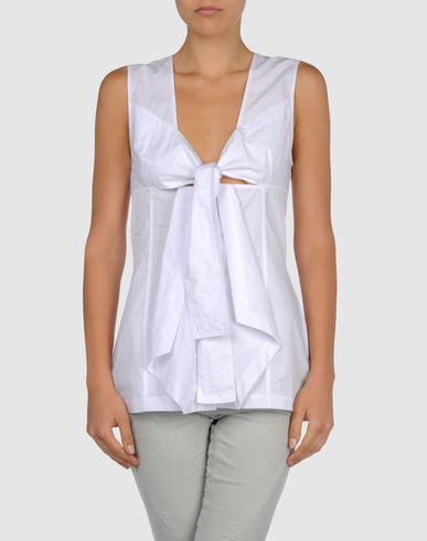 ALEXANDER WANG - Sleeveless shirt