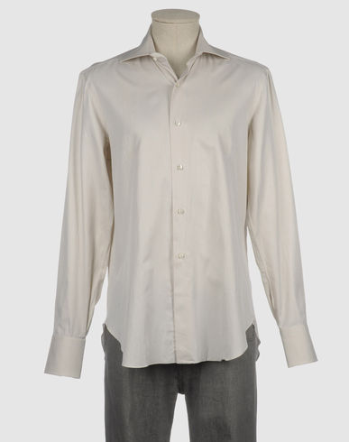 PINO BORRIELLO - Long sleeve shirt