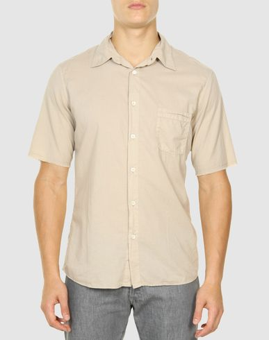 MAISON MARTIN MARGIELA 10 - Short sleeve shirt