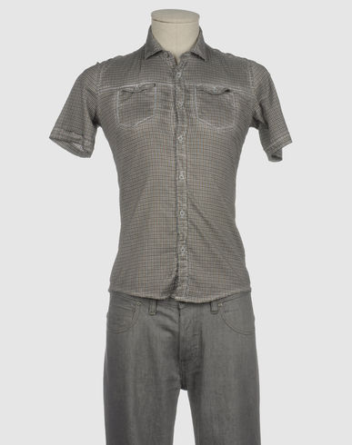 D.A. DANIELE ALESSANDRINI - Short sleeve shirt