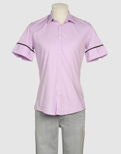 DANIELE ALESSANDRINI - Short sleeve shirt