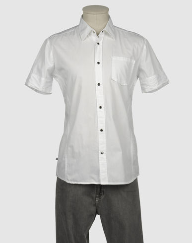 DR. DENIM JEANSMAKERS - Short sleeve shirt