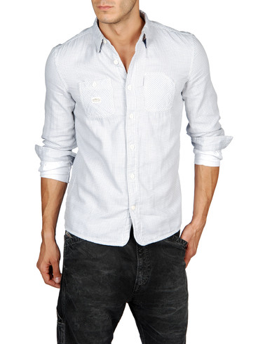DIESEL - Shirts - SCHECCY-S 00PWF