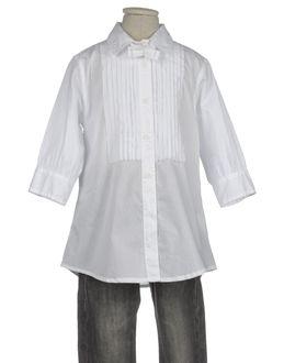 MAURO GRIFONI KIDS - РУБАШКИ - Рубашки с короткими рукавами