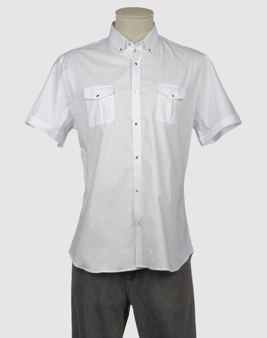 AZZARO - Short sleeve shirt