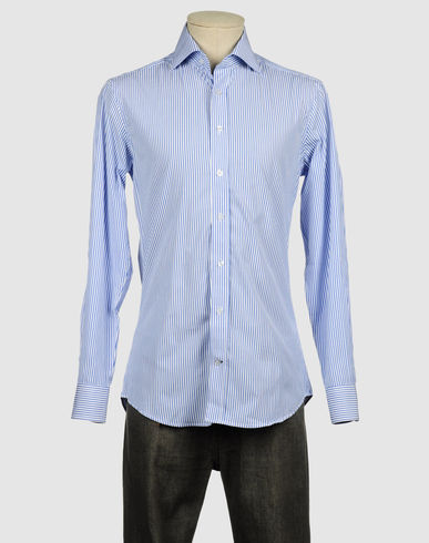 ALAIN MANOUKIAN - Long sleeve shirt