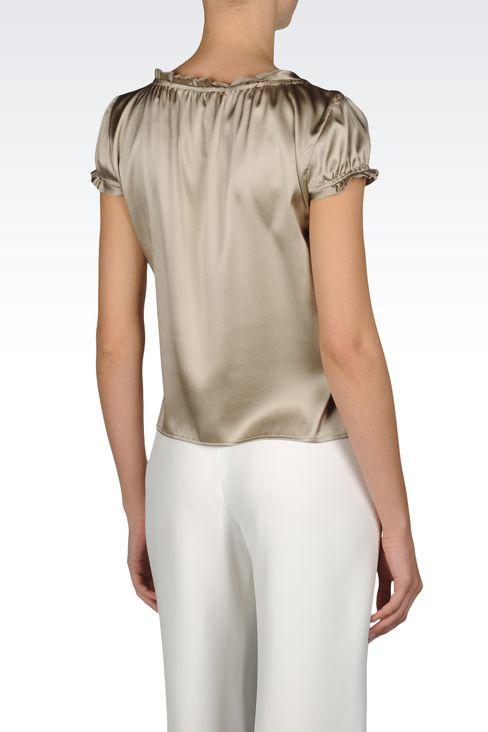 Hemden: Blusen Für Sie by Armani - 3