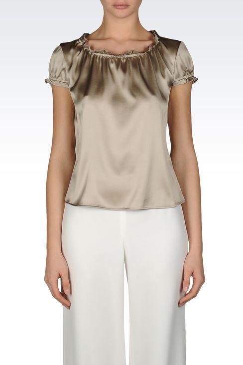 Hemden: Blusen Für Sie by Armani - 2