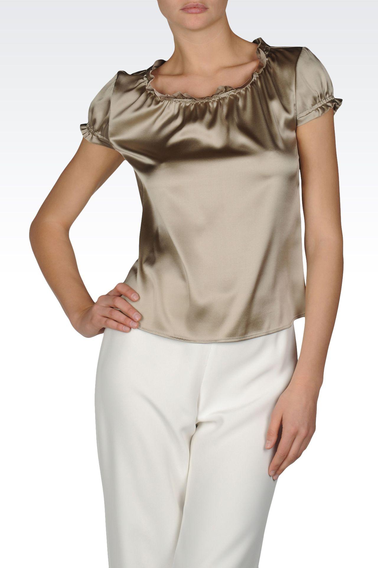 Hemden: Blusen Für Sie by Armani - 0