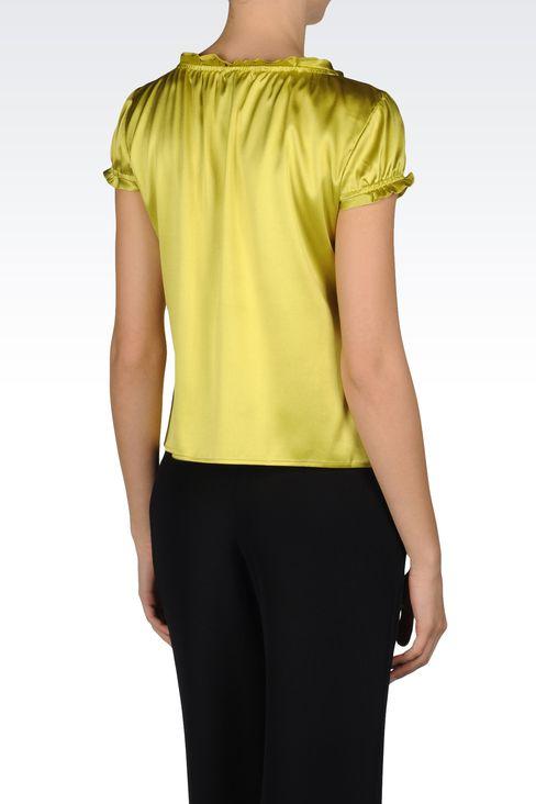 Chemises: Blouses Femme by Armani - 3