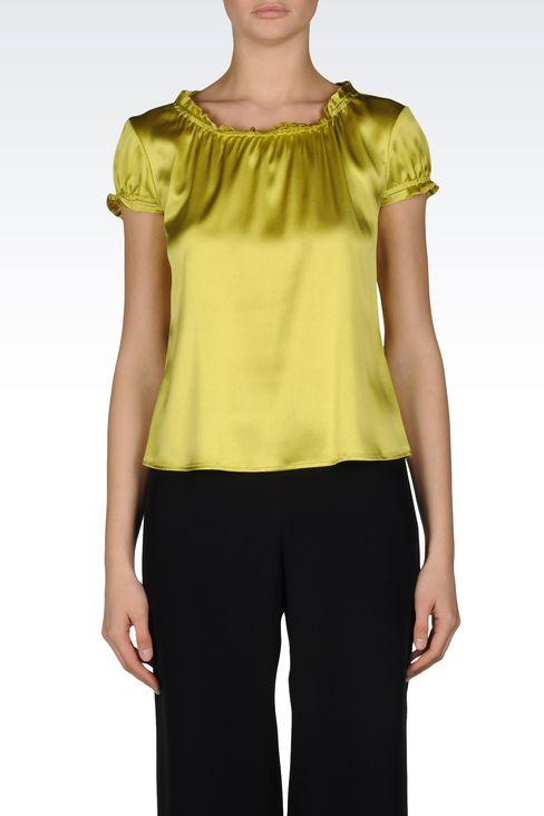 Chemises: Blouses Femme by Armani - 2