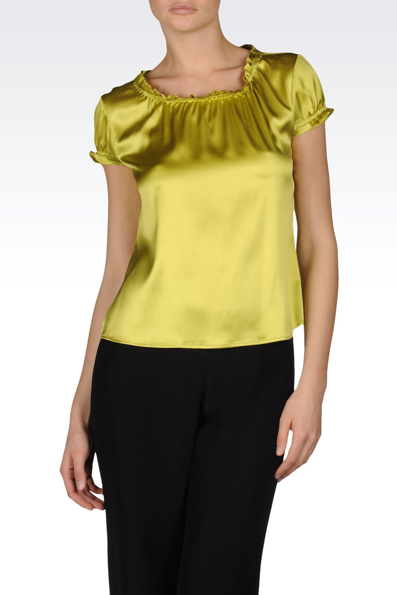 Chemises: Blouses Femme by Armani - 0
