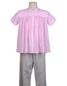 GANT - РУБАШКИ - Рубашки с короткими рукавами
