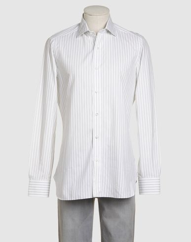ISAIA - Long sleeve shirt