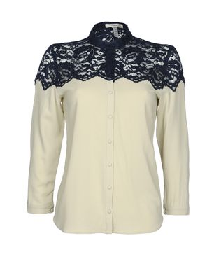 Shirt with 3-4-length sleeves Women's - ERDEM