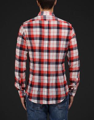Camisas de manga larga - Camisas de manga larga - Dolce&Gabbana - Verano 2016