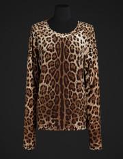 Blusa in crepe de chine - Bluse - Dolce&Gabbana - Estate 2016