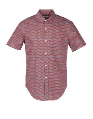 Short sleeve shirt Men's - BAND OF OUTSIDERS