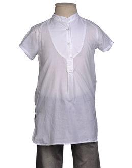 BON BON - РУБАШКИ - Рубашки с короткими рукавами