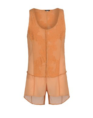 Sleeveless shirt Men's - ANN DEMEULEMEESTER