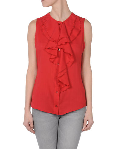 MOSCHINO CHEAPANDCHIC - Sleeveless shirt